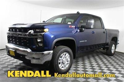 2020 Silverado 2500 Crew Cab 4x4,  Pickup #D100280 - photo 1