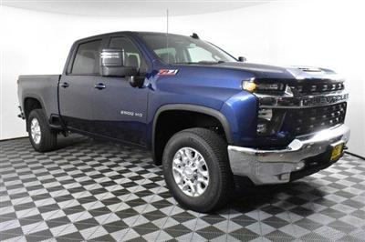 2020 Silverado 2500 Crew Cab 4x4,  Pickup #D100280 - photo 4