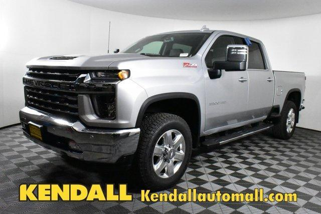 2020 Silverado 3500 Crew Cab 4x4,  Pickup #D100283 - photo 1