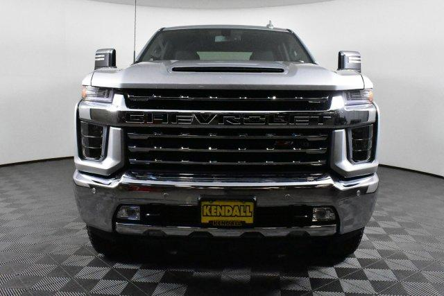 2020 Silverado 3500 Crew Cab 4x4,  Pickup #D100283 - photo 3