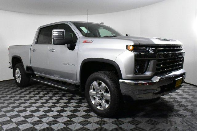 2020 Silverado 3500 Crew Cab 4x4,  Pickup #D100283 - photo 4