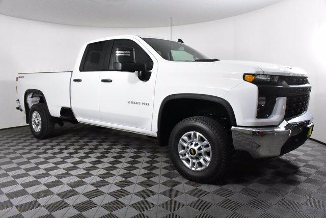 2020 Silverado 2500 Double Cab 4x4, Pickup #D100286 - photo 4