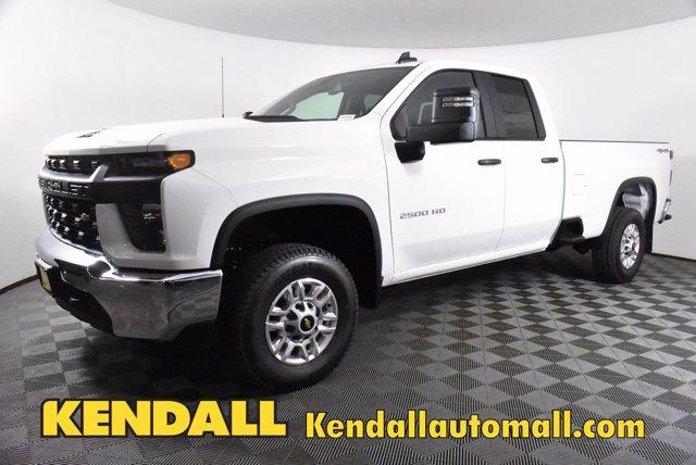 2020 Chevrolet Silverado 2500 Double Cab 4x4, Pickup #D100288 - photo 1