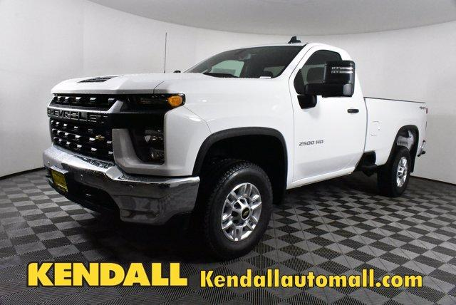 2020 Chevrolet Silverado 2500 Regular Cab 4x4, Pickup #D100289 - photo 1