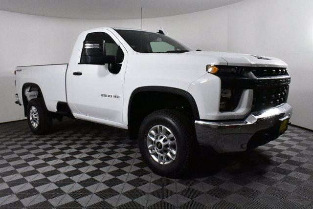 2020 Chevrolet Silverado 2500 Regular Cab 4x4, Pickup #D100289 - photo 4