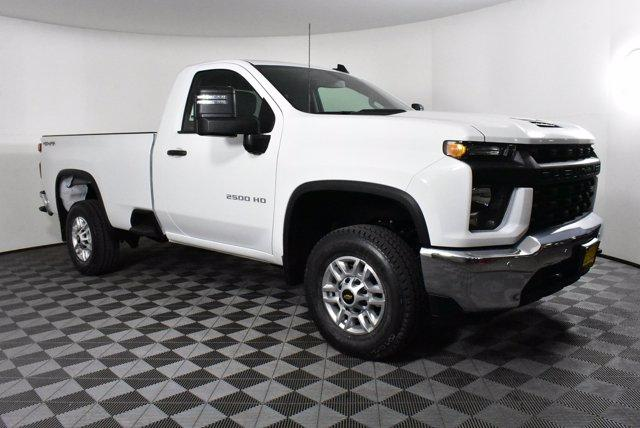 2020 Chevrolet Silverado 2500 Regular Cab 4x4, Pickup #D100290 - photo 4