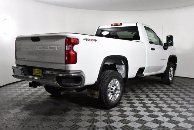2020 Silverado 2500 Regular Cab 4x4, Pickup #D100290 - photo 6