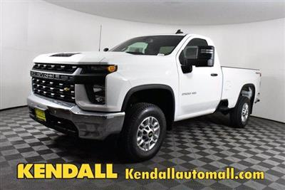 2020 Silverado 2500 Regular Cab 4x4, Pickup #D100290 - photo 1
