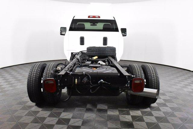 2020 Chevrolet Silverado 3500 Regular Cab DRW 4x4, Cab Chassis #D100307 - photo 1