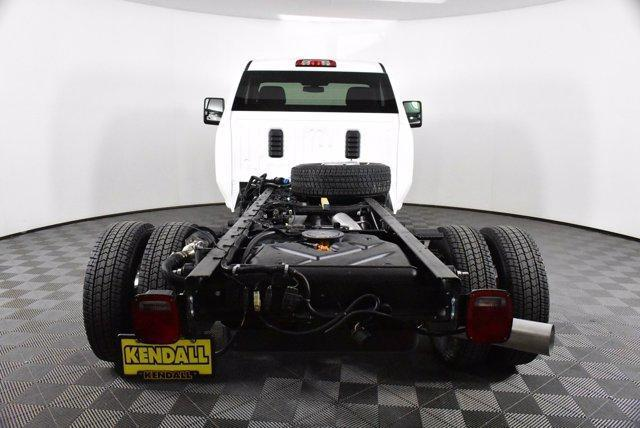 2020 Chevrolet Silverado 3500 Regular Cab DRW 4x4, Cab Chassis #D100308 - photo 1