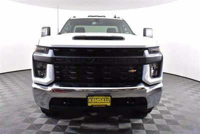2020 Chevrolet Silverado 3500 Regular Cab DRW 4x4, Cab Chassis #D100309 - photo 3