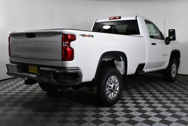 2020 Silverado 2500 Regular Cab 4x4, Pickup #D100313 - photo 6