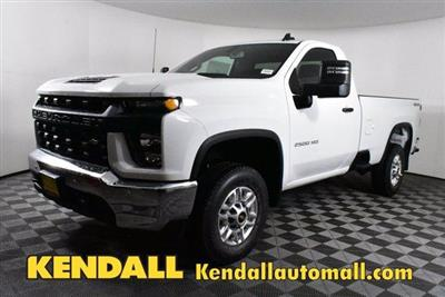 2020 Silverado 2500 Regular Cab 4x4, Pickup #D100313 - photo 1