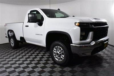2020 Silverado 2500 Regular Cab 4x4, Pickup #D100313 - photo 4