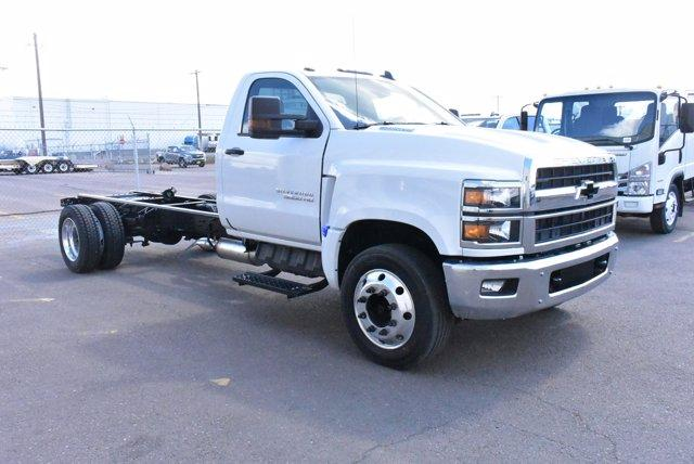 2020 Chevrolet Silverado Medium Duty Regular Cab DRW 4x2, Cab Chassis #D100326 - photo 3