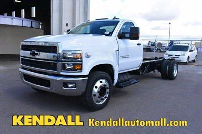 2020 Chevrolet Silverado Medium Duty Regular Cab DRW 4x2, Cab Chassis #D100326 - photo 1