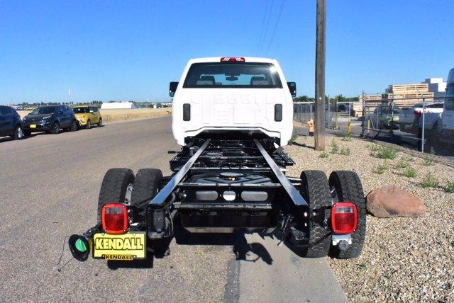 2020 Chevrolet Silverado Medium Duty Crew Cab DRW 4x4, Cab Chassis #D100327 - photo 2
