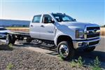 2020 Chevrolet Silverado Medium Duty Crew Cab DRW 4x4, Cab Chassis #D100327 - photo 3