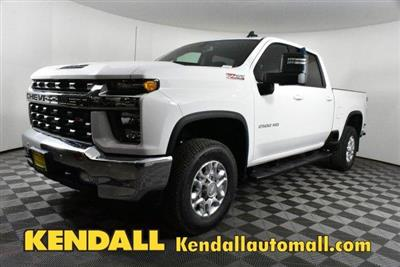 2020 Silverado 2500 Crew Cab 4x4, Pickup #D100328 - photo 1