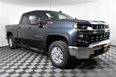 2020 Silverado 2500 Crew Cab 4x4, Pickup #D100330 - photo 3