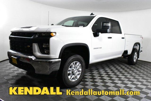 2020 Silverado 3500 Crew Cab 4x4, Pickup #D100357 - photo 1