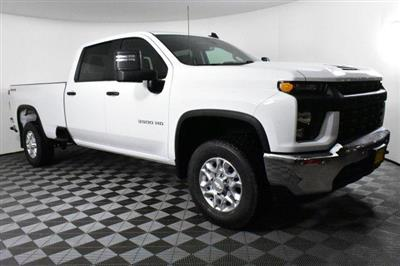 2020 Silverado 3500 Crew Cab 4x4, Pickup #D100357 - photo 3