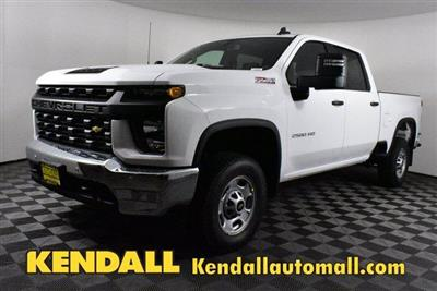2020 Chevrolet Silverado 2500 Crew Cab 4x4, Pickup #D100358 - photo 1