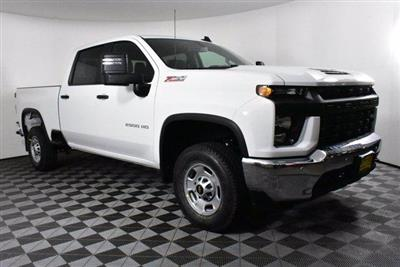 2020 Chevrolet Silverado 2500 Crew Cab 4x4, Pickup #D100358 - photo 4