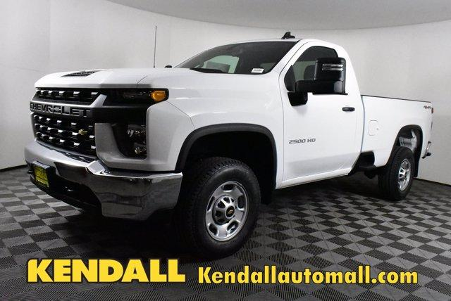 2020 Silverado 2500 Regular Cab 4x4, Pickup #D100365 - photo 1