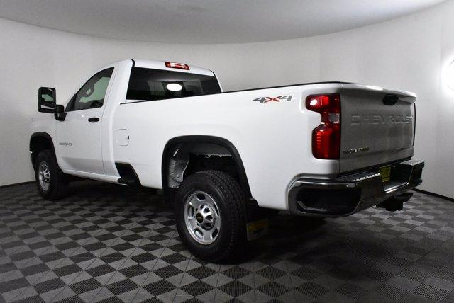 2020 Chevrolet Silverado 2500 Regular Cab 4x4, Pickup #D100365 - photo 2