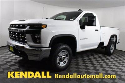 2020 Chevrolet Silverado 2500 Regular Cab 4x4, Pickup #D100365 - photo 1