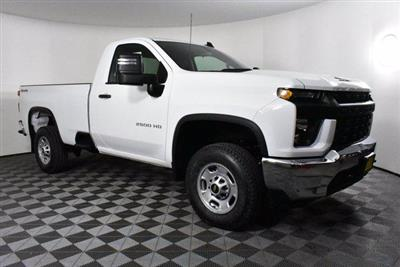 2020 Chevrolet Silverado 2500 Regular Cab 4x4, Pickup #D100365 - photo 4