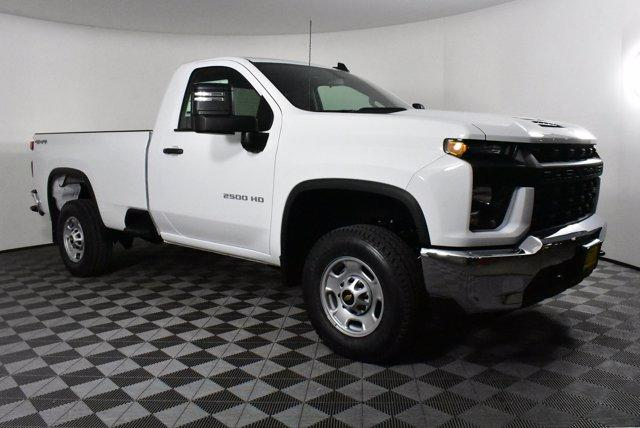 2020 Chevrolet Silverado 2500 Regular Cab 4x4, Pickup #D100366 - photo 4