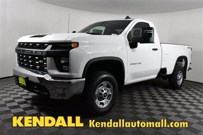 2020 Chevrolet Silverado 2500 Regular Cab 4x4, Pickup #D100366 - photo 1