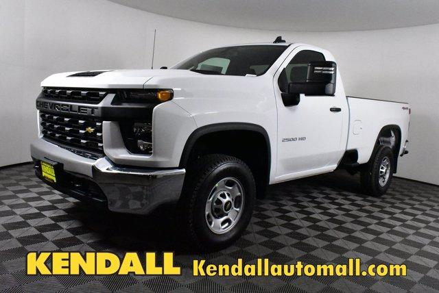 2020 Silverado 2500 Regular Cab 4x4, Pickup #D100367 - photo 1