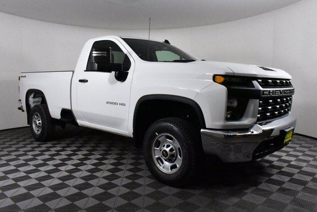2020 Silverado 2500 Regular Cab 4x4, Pickup #D100367 - photo 3