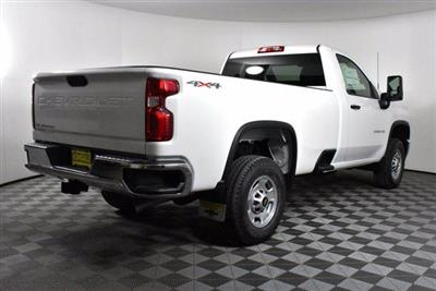 2020 Silverado 2500 Regular Cab 4x4, Pickup #D100367 - photo 5