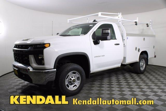 2020 Chevrolet Silverado 2500 Regular Cab 4x4, Pickup #D100368 - photo 1