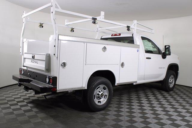 2020 Silverado 2500 Regular Cab 4x4, Pickup #D100368 - photo 7