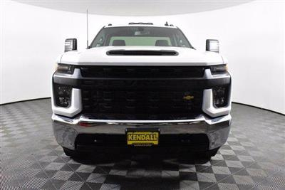 2020 Chevrolet Silverado 3500 Regular Cab DRW 4x4, Cab Chassis #D100370 - photo 3