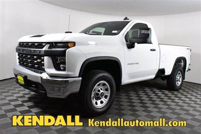 2020 Chevrolet Silverado 3500 Regular Cab 4x4, Pickup #D100381 - photo 1