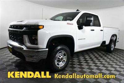 2020 Silverado 2500 Double Cab 4x4, Pickup #D100385 - photo 1