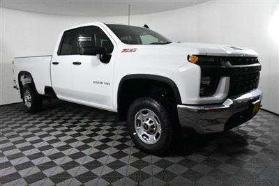 2020 Silverado 2500 Double Cab 4x4, Pickup #D100385 - photo 4