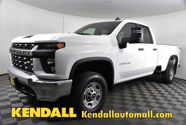 2020 Silverado 2500 Double Cab 4x4, Pickup #D100394 - photo 1