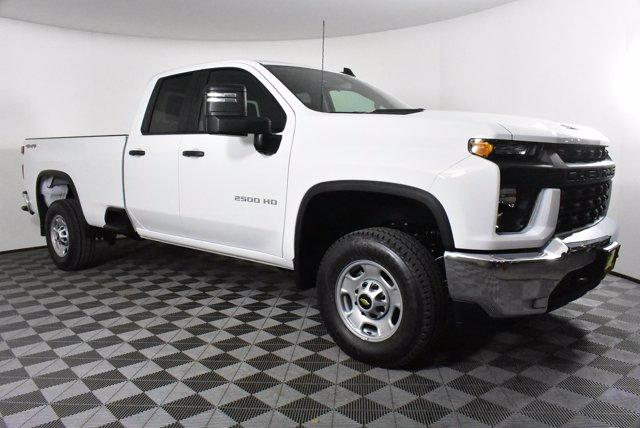 2020 Chevrolet Silverado 2500 Double Cab 4x4, Pickup #D100394 - photo 4