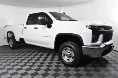 2020 Silverado 2500 Double Cab 4x4, Pickup #D100394 - photo 4
