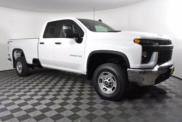 2020 Chevrolet Silverado 2500 Double Cab 4x4, Pickup #D100397 - photo 4