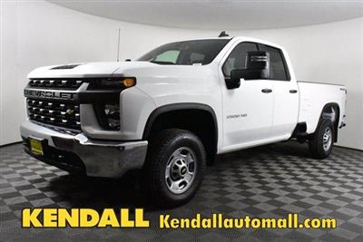 2020 Chevrolet Silverado 2500 Double Cab 4x4, Pickup #D100397 - photo 1