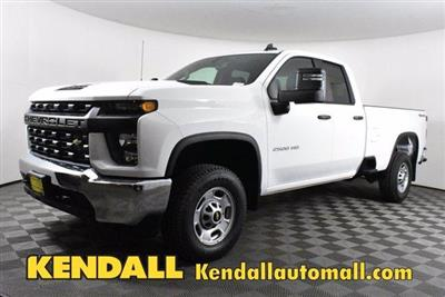 2020 Chevrolet Silverado 2500 Double Cab 4x4, Pickup #D100398 - photo 1