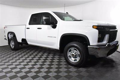 2020 Chevrolet Silverado 2500 Double Cab 4x4, Pickup #D100398 - photo 4